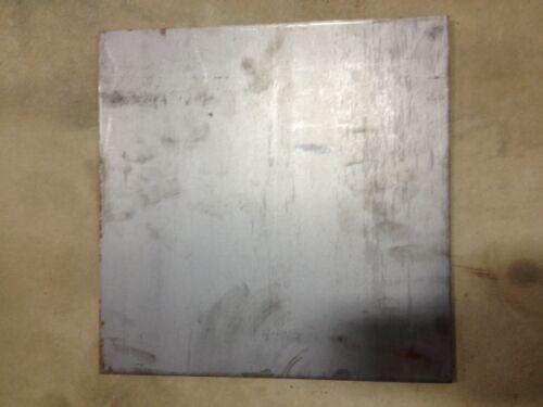 """QTY 6 STEEL  PLATES 1//2 /"""" x 4/"""" x 4/"""" PLA-0500-04004-E"""