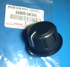 Toyota Innova Kijang Fortuner Hilux 55905-0K340 KNOB HEATER CONTROL OEM