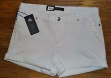 Rock & Republic Shorts BumperShoot Jean Short Black, Blue or White MSRP $54.00