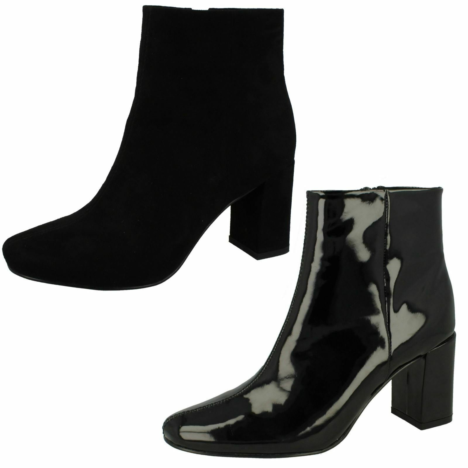 Mujer Spot On On On Botines f5r117 f81752
