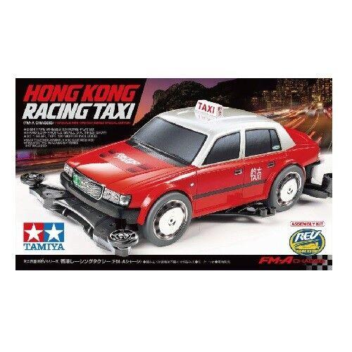 MINI 4WD HONG KONG Racing Taxi TAMIYA 92402 telaio telaio telaio FM-A Limited edizione e87d82