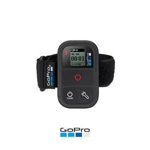 Genuine GoPro Hero 5 Hero4 Session Black Silver Smart Remote Waterproof 2017