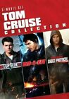 Tom Cruise Collection 3 Movie Collect - DVD Region 1