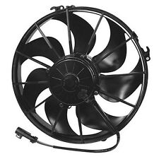 "SPAL 12"" Curved Blade Extreme Performance (H.O.) Fan 12V Puller (30103202)"