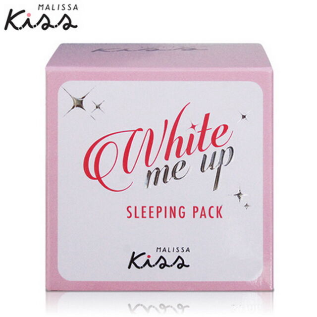 Kiss Skin Care Whitening Collagen Cream Mask 15ml Alcohol-Free,Contain Vitamins