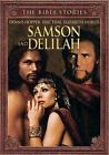 The Bible Stories Samson and Delilah DVD