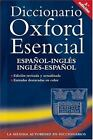 Concise Oxford Spanish Dictionary by Carol Styles Carvajal and Jane Horwood (2005, Hardcover, Revised)