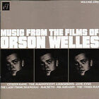 Music from the Films of Orson Welles, Vol. 1 by Original Soundtrack (CD, Mar-2006, Él (UK))