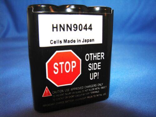 7.5 volt 1000 mAh nickel metal hydride high capacity battery for Motorola Radio