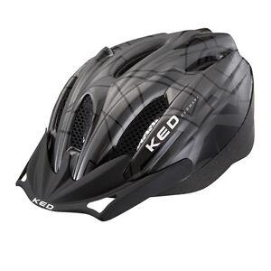 KED-Helm-Flitzi-Fahrrad-Rad-Erwachsene-Jugendliche-Sport-Radsport-Helme-LED