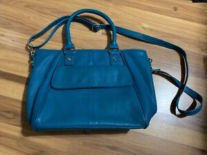 Details About New Thirty One 31 Jewell Mini Diamond District Handbag Purse Crossbody Teal 88