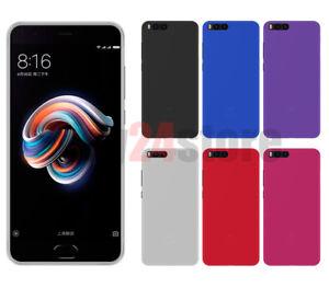 Funda-gel-lisa-Xiaomi-MI-NOTE-3-protector-cristal-opcional