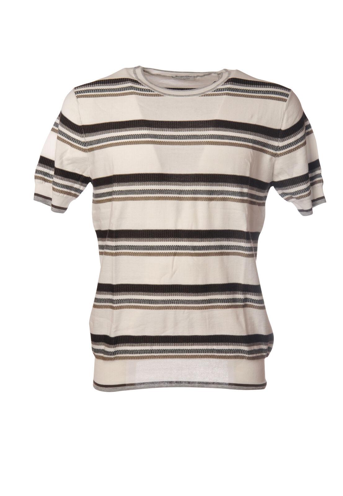 Paolo Pecora - Knitwear-Sweaters - Man - Fantasy - 5304929E184004