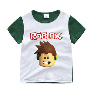 Roblox Kid's Unisex T-Shirt Size 3-12 Boys Girls AU Shop