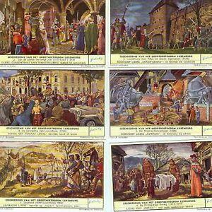 LIEBIG : S_1551 : 'Histoire du Grand Duché de Luxembour