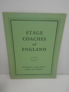 VINTAGE-PRINTS-STAGE-COACHES-OF-ENGLAND-X-4