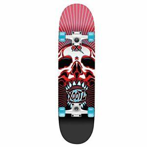 Xootz-Double-Kick-Skateboard-Skull-design-31-034-Skate-board