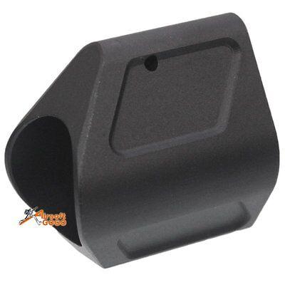 Aluminum Low Profile Gas Block for Airsoft M4 Series GBB AEG