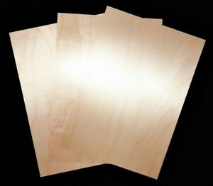 Laser Pyrography Fast delivery Laserply craft Birch Plywood A3 6mm FSC