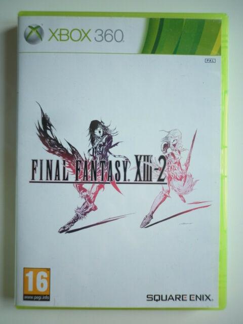 Final Fantasy XIII-2 Jeu Vidéo XBOX 360