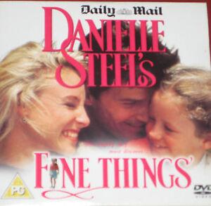 Danielle Steel  Fine Things DVD judith Hoag Tracy Pullman D W Moffett - DRONFIELD, Derbyshire, United Kingdom - Danielle Steel  Fine Things DVD judith Hoag Tracy Pullman D W Moffett - DRONFIELD, Derbyshire, United Kingdom