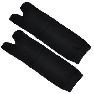 5-Pairs-Men-Black-Ninja-2-Toe-Socks-Japanese-Kimono-Clog-Tabi-Sandal-Split-Socks