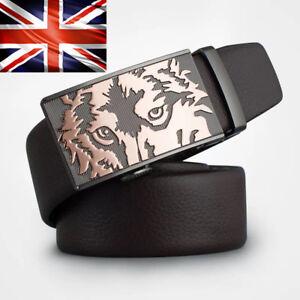 3b4a5af320e9 Chargement de l image en cours Femmes-Designer-ceintures-femme -automatique-Nouveau-Wolf-Cliquet-