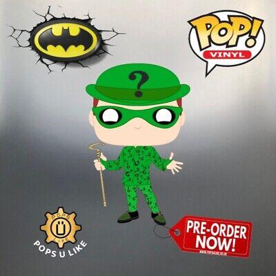 El Acertijo de Batman 1966 Funko POP VINILO