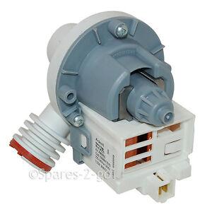 Bauknecht Smeg Genuine Washing Machine Drain Pump
