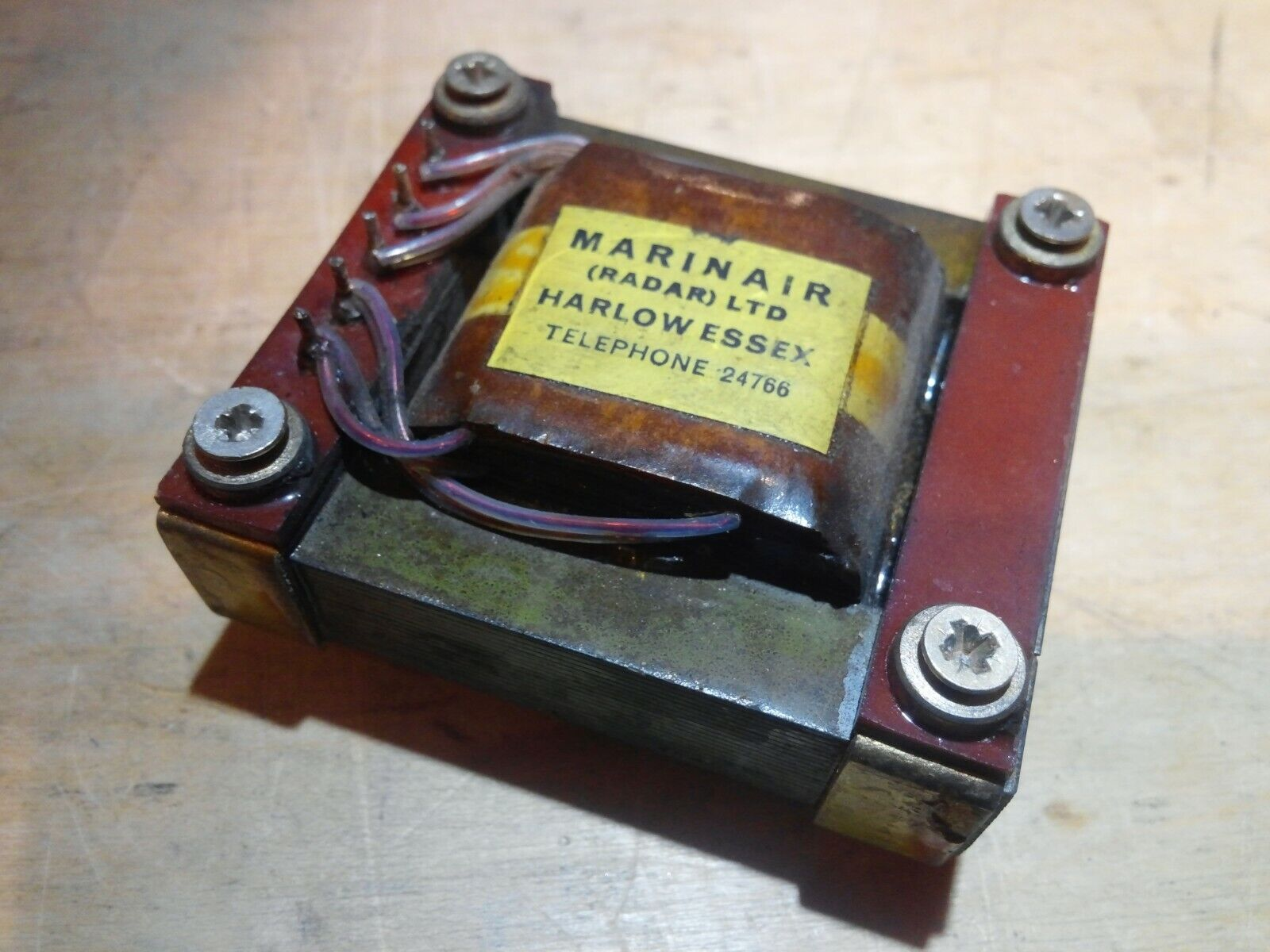 Neve LO 1173 1 Marinair Output Transformer LO1173