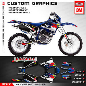 Kungfu-Graphics-Vinyl-Decal-Kit-for-Yamaha-WR250F-WR450F-WRF-250-450-2003-2004
