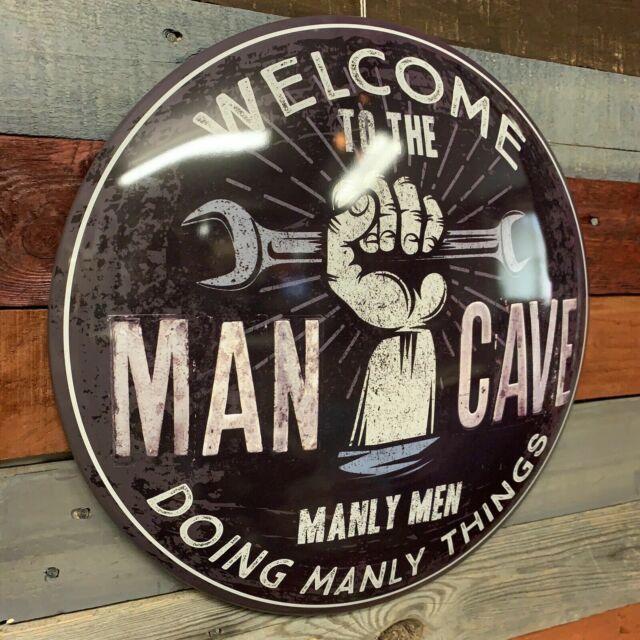 Chevy Impala logo Metal Man Cave//Garage Wall Art