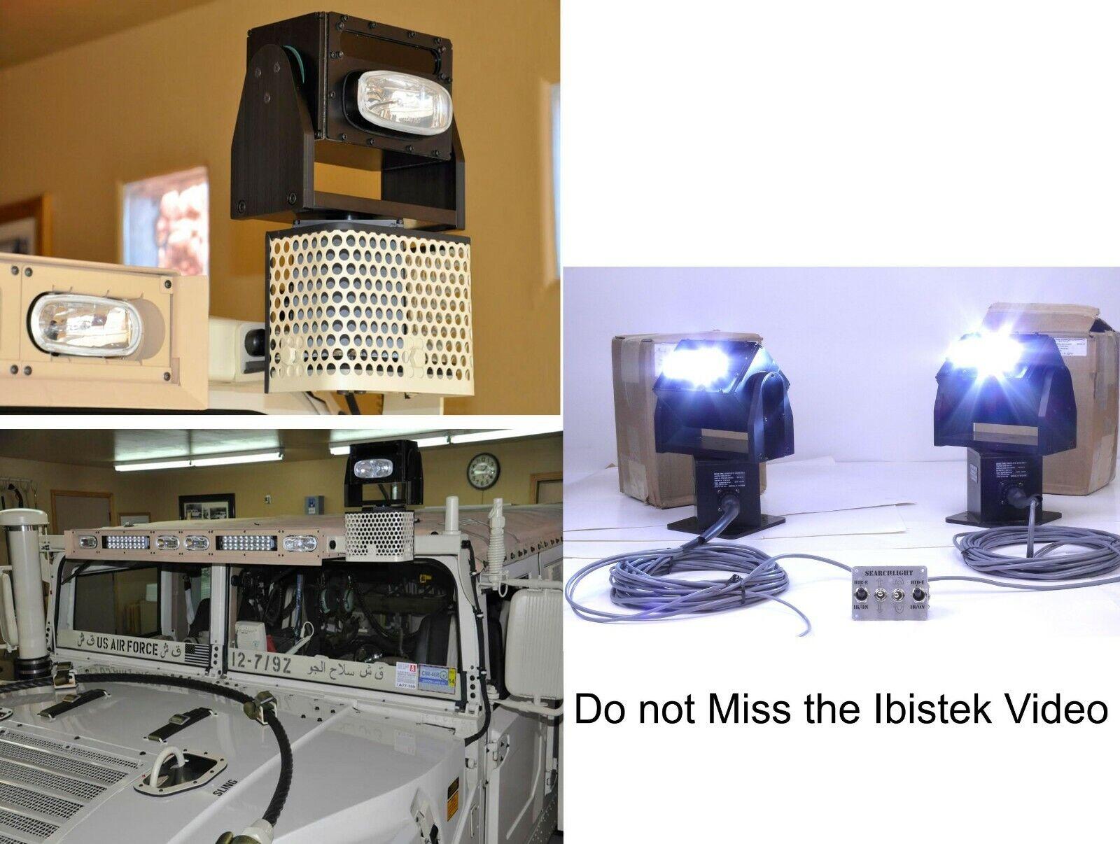 Dual Ibistek 360 Rotating Remote Control