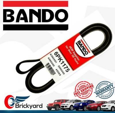 New Drive Belt for Chevy Honda Accord Nissan Pathfinder Hyundai Sonata Santa Fe