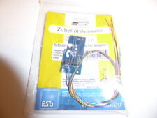 21-polig mit AUX3 und AUX4 21MTC-Adapterplatine