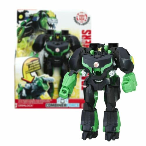 New Transformers Combiner Force 3-Step Changers Grimlock Figure Official