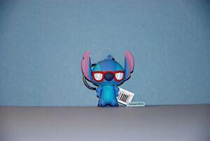 Disney-Lilo-y-Stitch-Figural-Llavero-Serie-7-6cm-Puntada-en-Gafas-de-Sol