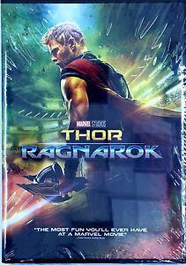 Thor Ragnarok Dvd 2018 Ebay