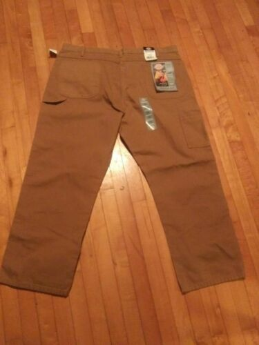30 Canard 42 Taille Jeans Dickies Nwt Carpenter Brun Relaxed Fit X TwxOFIzq