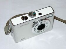 Samsung M110 8.2MP Digital Camera - Silver