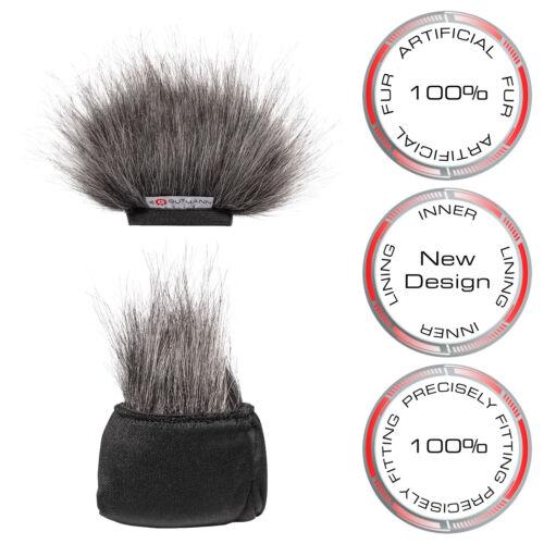 Gutmann micrófono protección contra el viento para zoom xyh-6 premium Grey