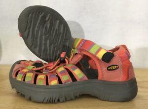 KEEN Shoes Girls Size 10 Multivolored