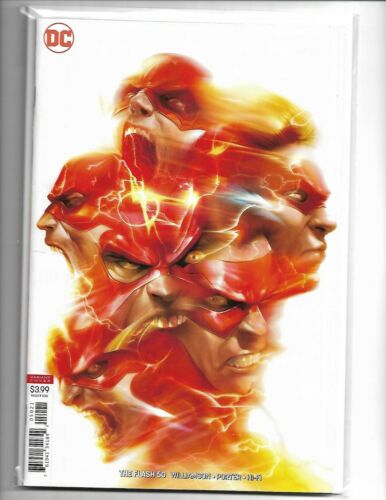 NM DC Comics 1st Print 2018 The Flash #50 Mattina Variant v34