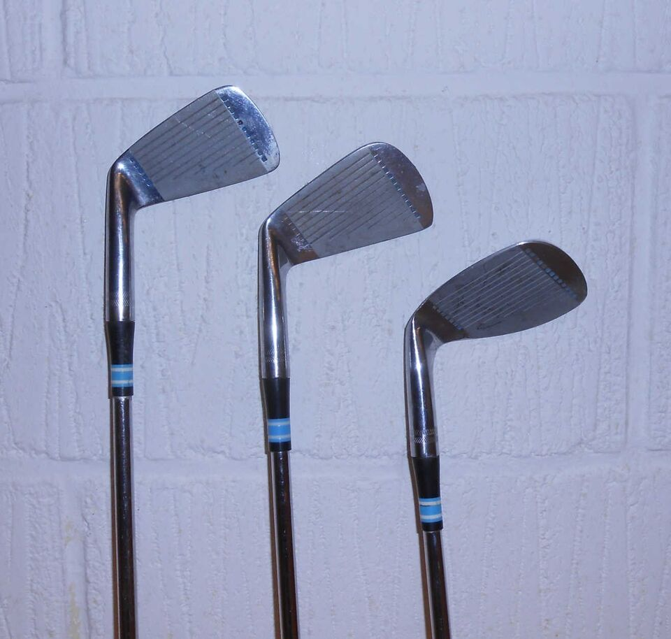 Stål golfjern, John Letters