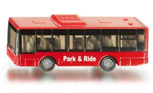 SIKU-Mini-Urban-Town-Bus-8-5cm-long-die-cast-toy-NEW