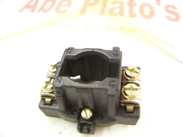 Klockner Moeller Manual Motor Controller Cam Switch Extra