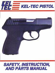 keltec p11 pistol owners instruction and maintenance manual kel tec rh ebay com Kel-Tec P11 Magazines Kel-Tec P11 Review