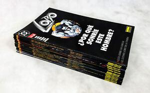 Lote-de-13-comics-coleccion-034-Lobo-034-de-DC-Editorial-Norma-VGC
