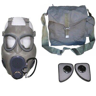 czech gas mask m10
