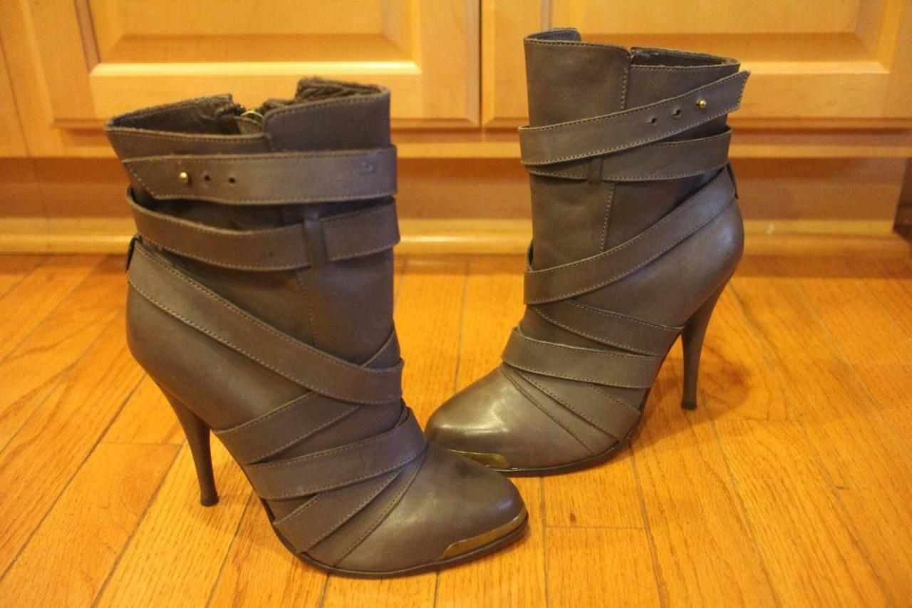 Joie steel plate wrap boots size  size 38 us 8 (bota500